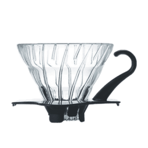 Hario Glass Coffee Dripper V60 01