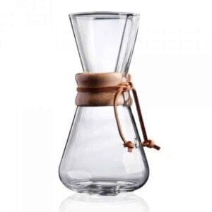 Chemex - Kaffeekaraffe für 1-3 Tassen