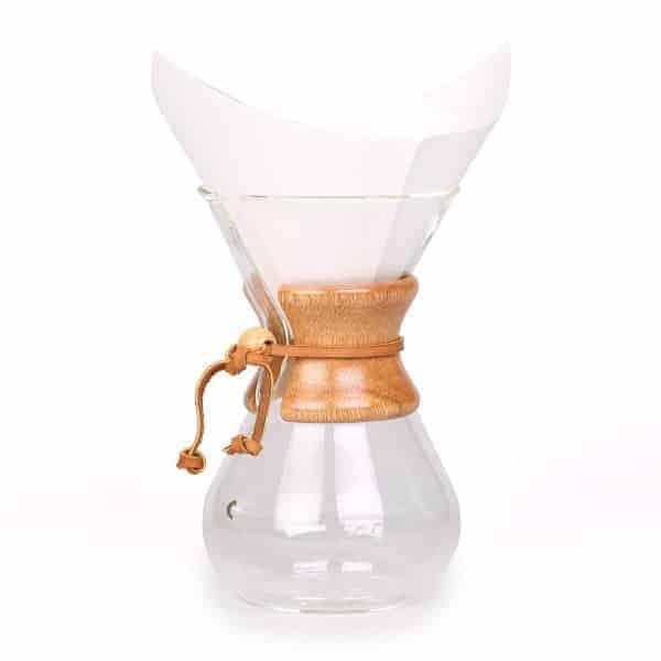 Chemex-Filter für 6 bis 10 Tassen-Karaffe